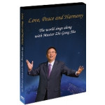 Love, Peace and Harmony Movie - The World Sings Along with Master Zhi Gang Sha (DVD)